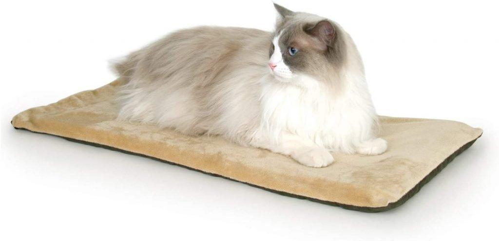 K&h heated kitty mat