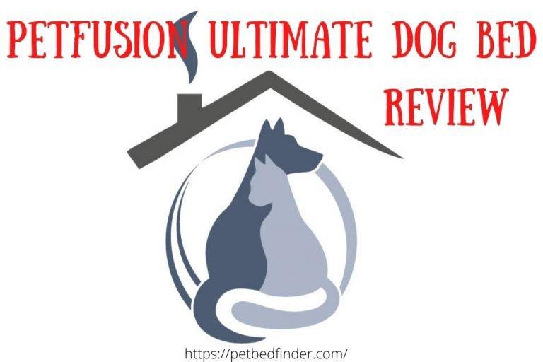 PetFusion Ultimate Dog Bed Reviews