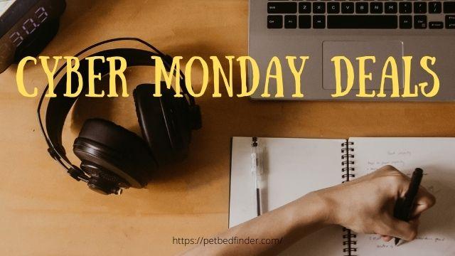 cyber Monday deals on pet beds
